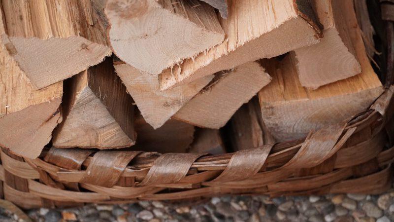 ogrzewanie domu drewnem